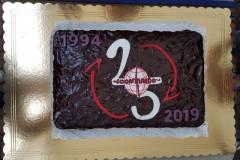 Sconfinando25anni-la-torta