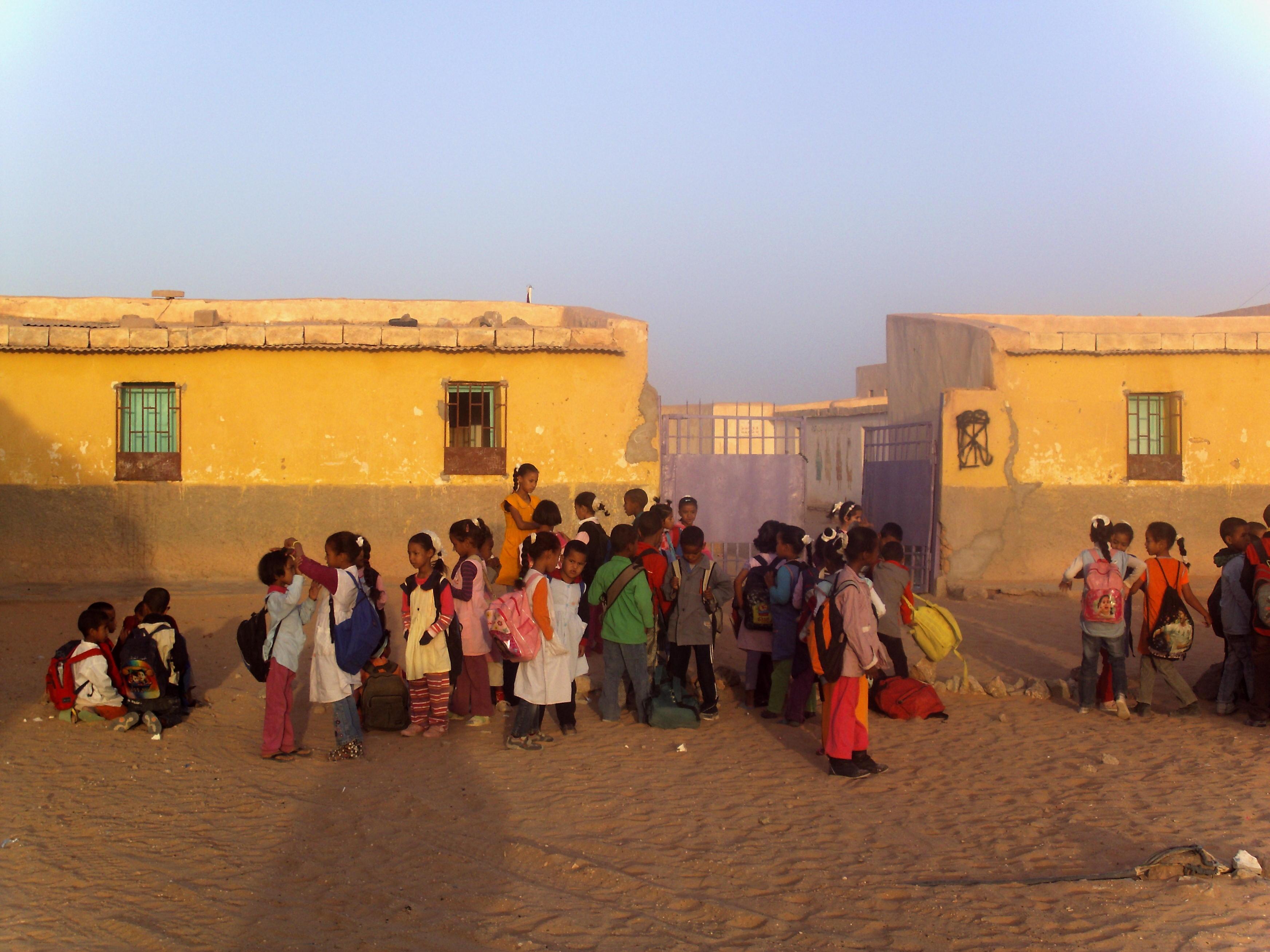 Sahrawi-bimbi