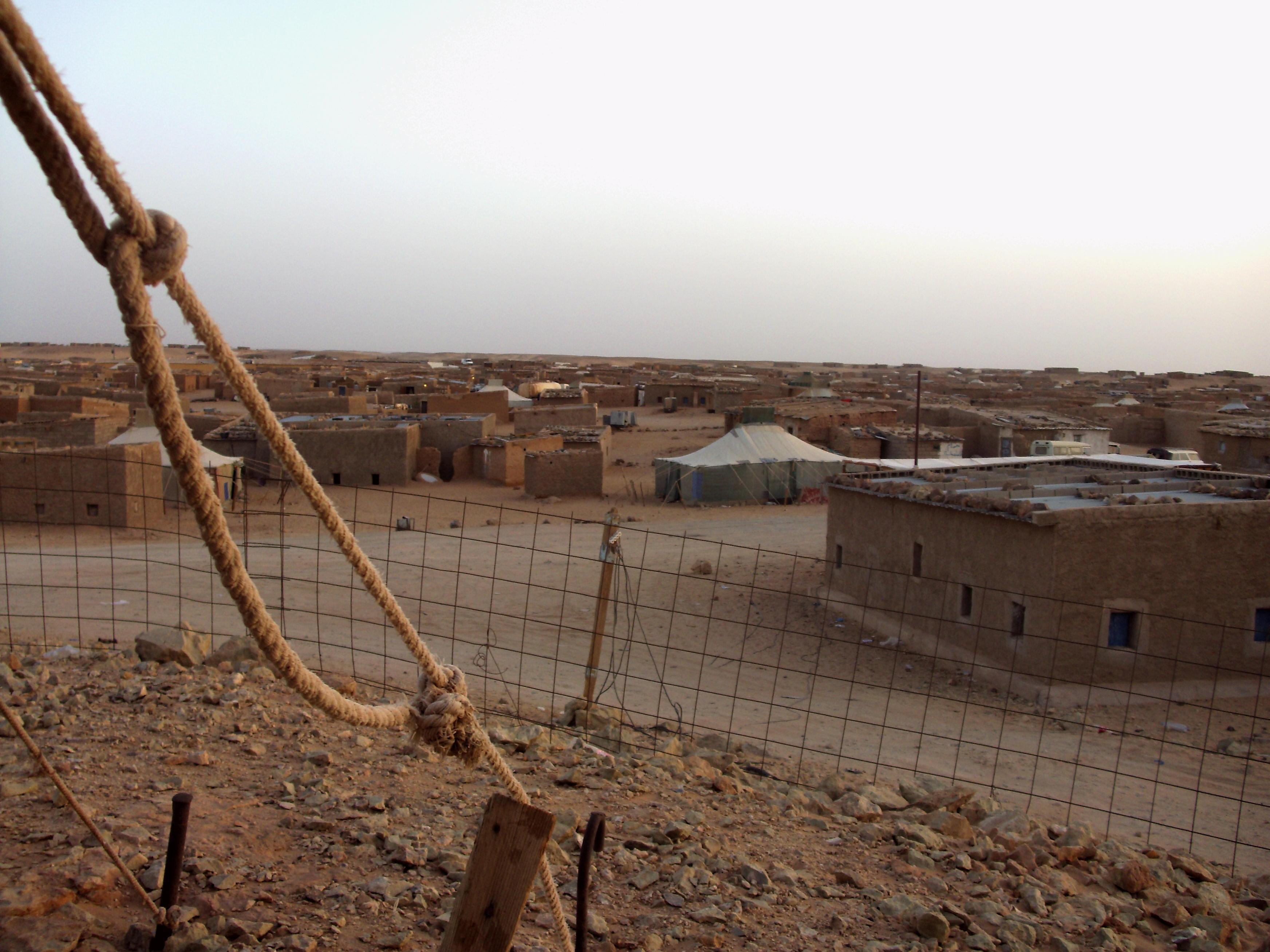 Sahrawi-campi 015