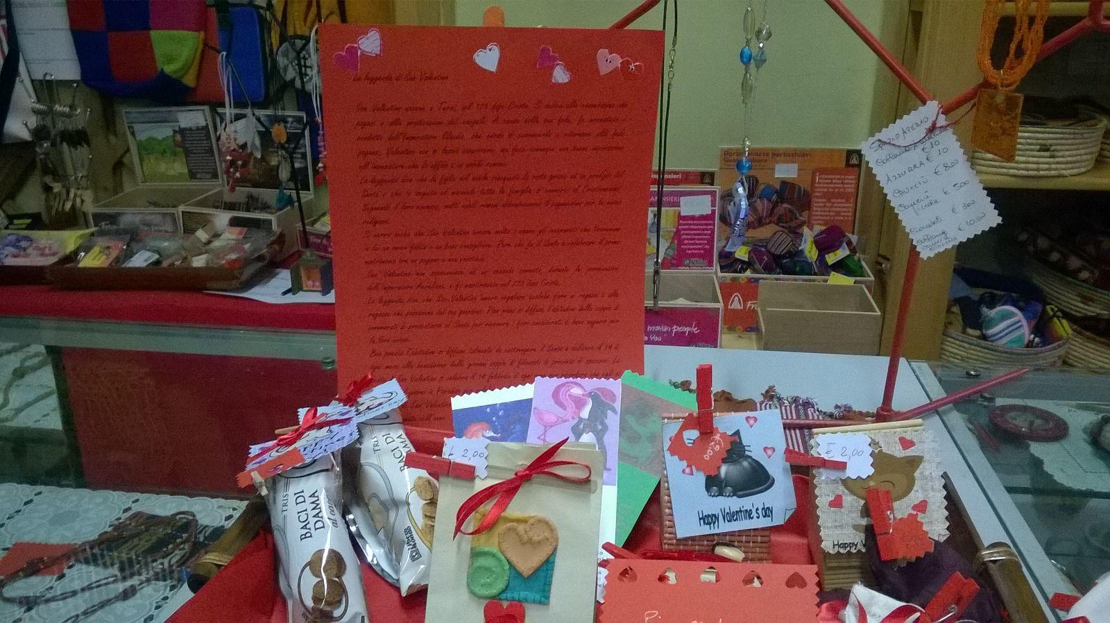 San Valentino idee regalo equosolidali-confezioni