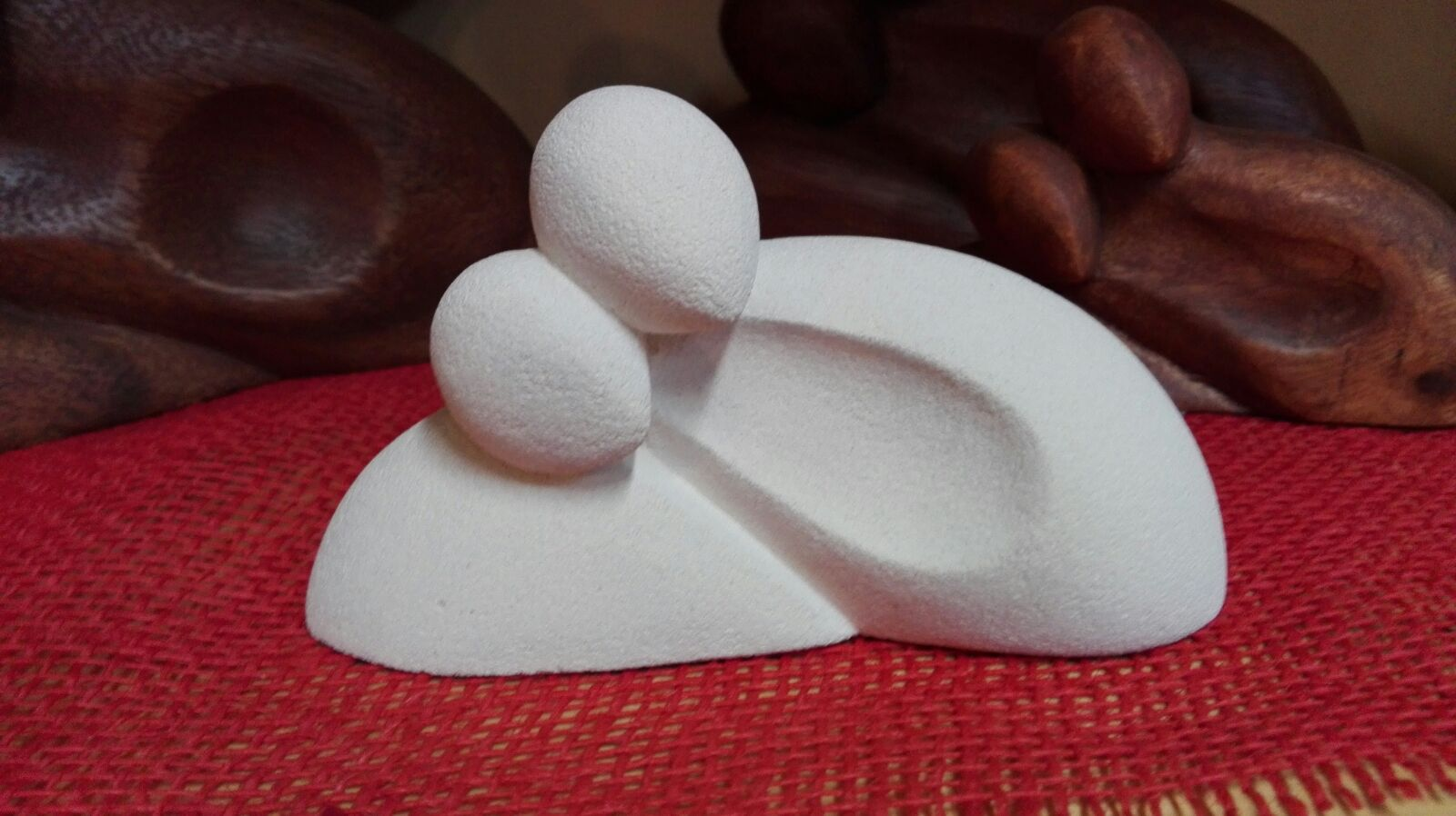 San Valentino idee regalo equosolidali-statuina