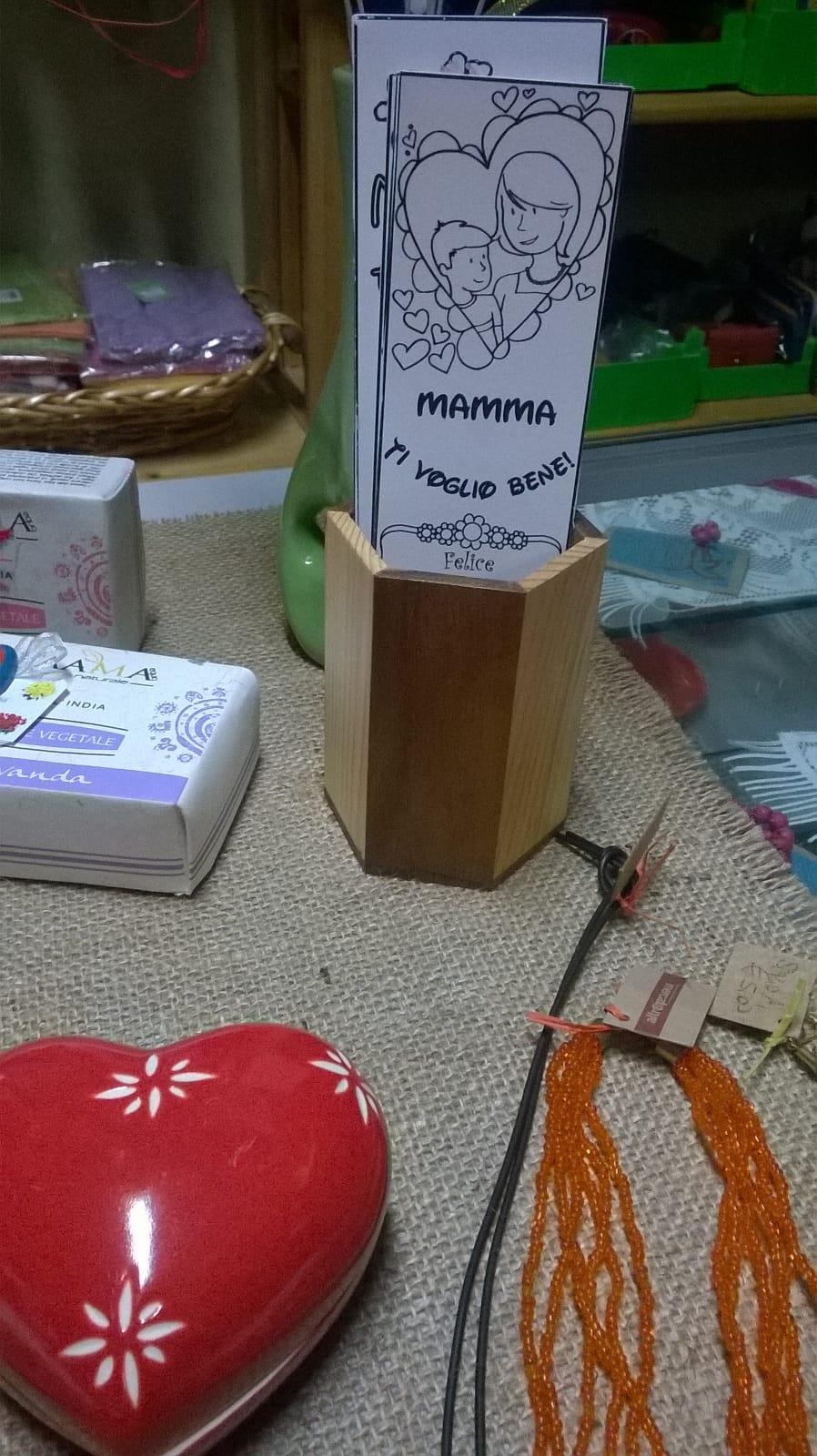 regalo equosolidale per la festa della mamma2018