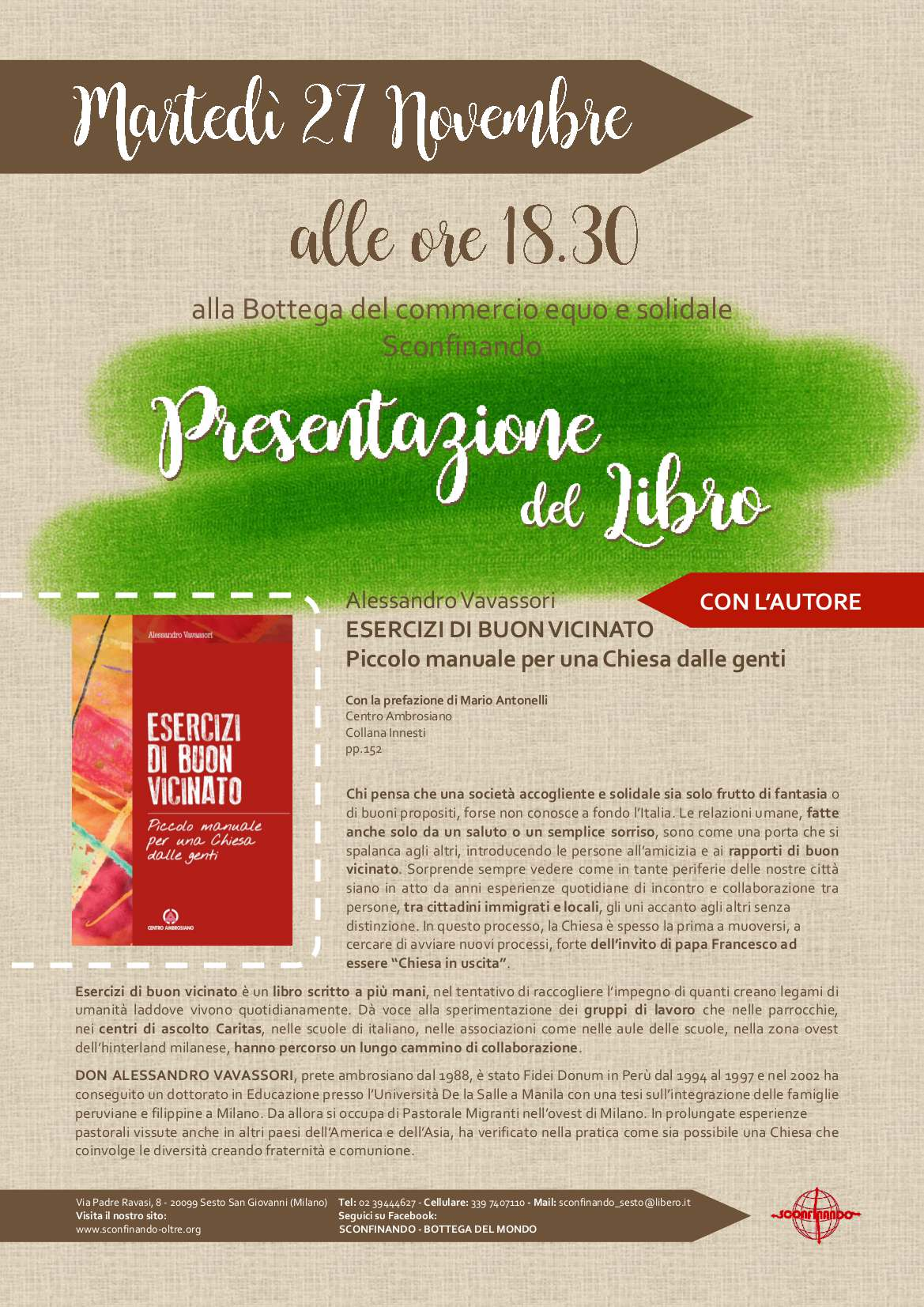 LibroDonAlessandroVavassori