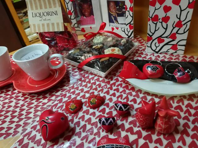 San Valentino equo e solidale